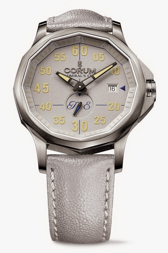 Corum Admiral's Cup Legend 42 Colette X Thomas Erber Watch