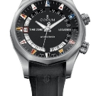 Corum Admiral's Cup Legend 47 Worldtimer Watch - all-titanium