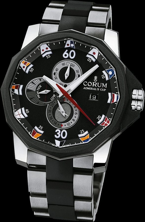 Corum Admiral's Cup Tides 48 Watch 277.931.06/V791 AN12