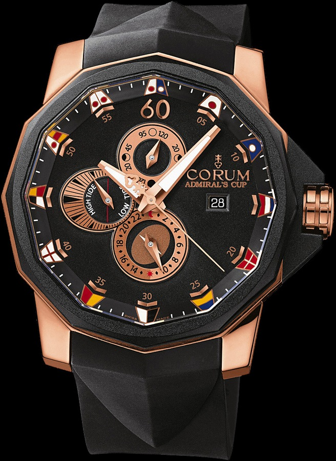 Corum Admiral's Cup Tides 48 Watch 277.931.91/0371 AN32