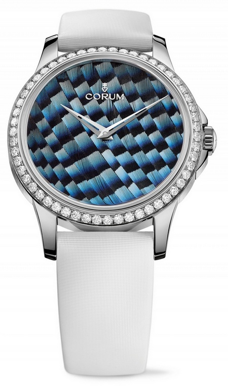 Corum Artisans Feather Watch C110-02637
