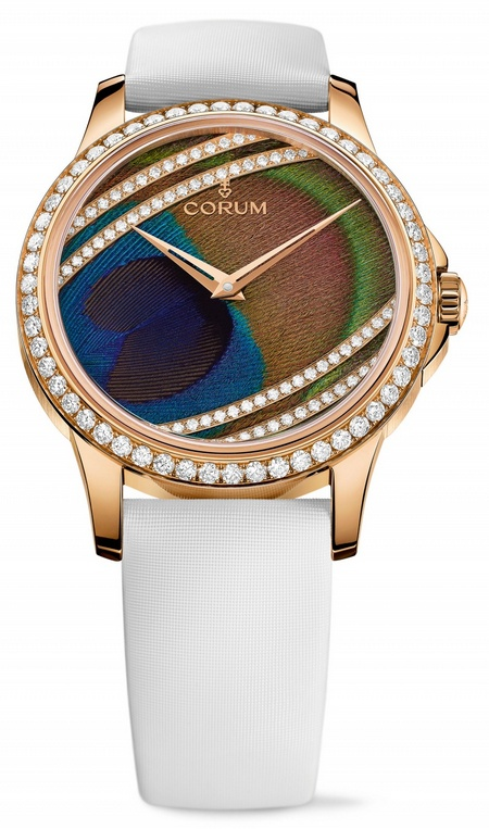 Corum Artisans Feather Watch C110-02640