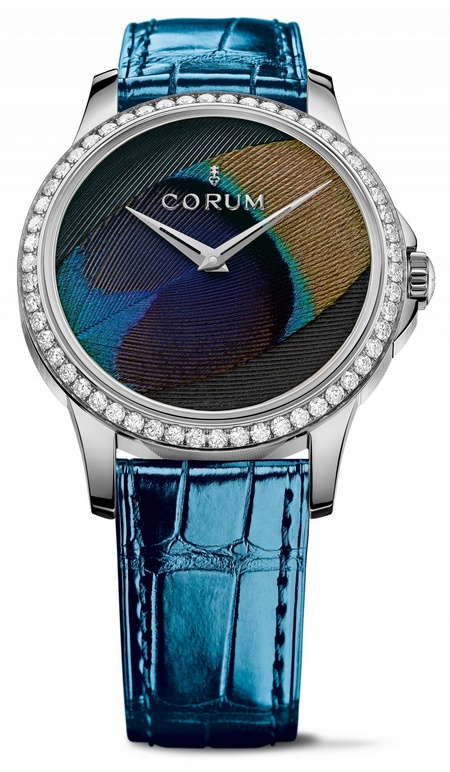 Corum Artisans Feather Watch C110-02814