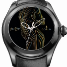 Corum Bubble Dani Olivier Watch Dial