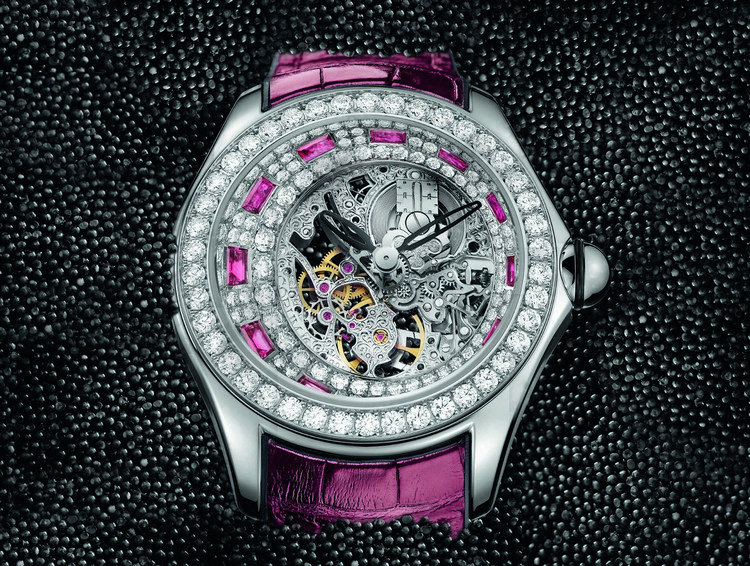 Corum Bubbliamonds Watch - Ambience