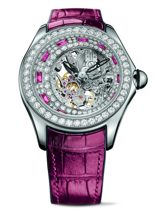 Corum Bubbliamonds Watch Rubies