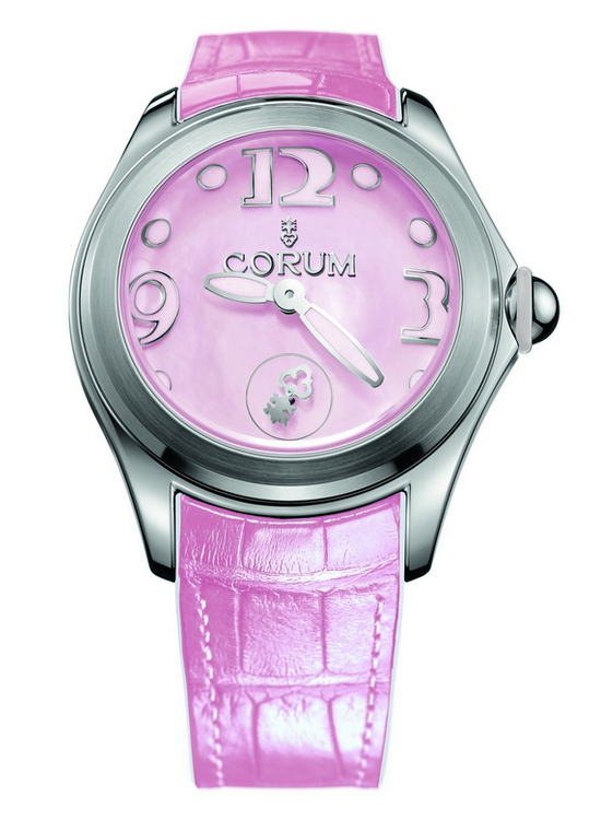 Corum Heritage Bubble Mother of Pearl Watch L295_03048