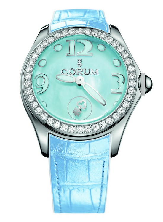 Corum Heritage Bubble Mother of Pearl Watch L295_03050
