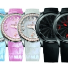 Corum Heritage Bubble Mother of Pearl and Heritage Bubble Superluminova Watches