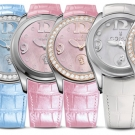 Corum Heritage Bubble Mother of Pearl Watches