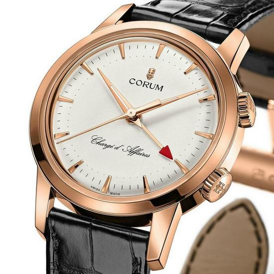 Corum Heritage Chargé d'Affaires Watch