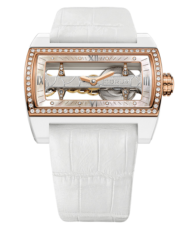 Corum Ti-Bridge Lady Watch 007.129.51-0009 0000