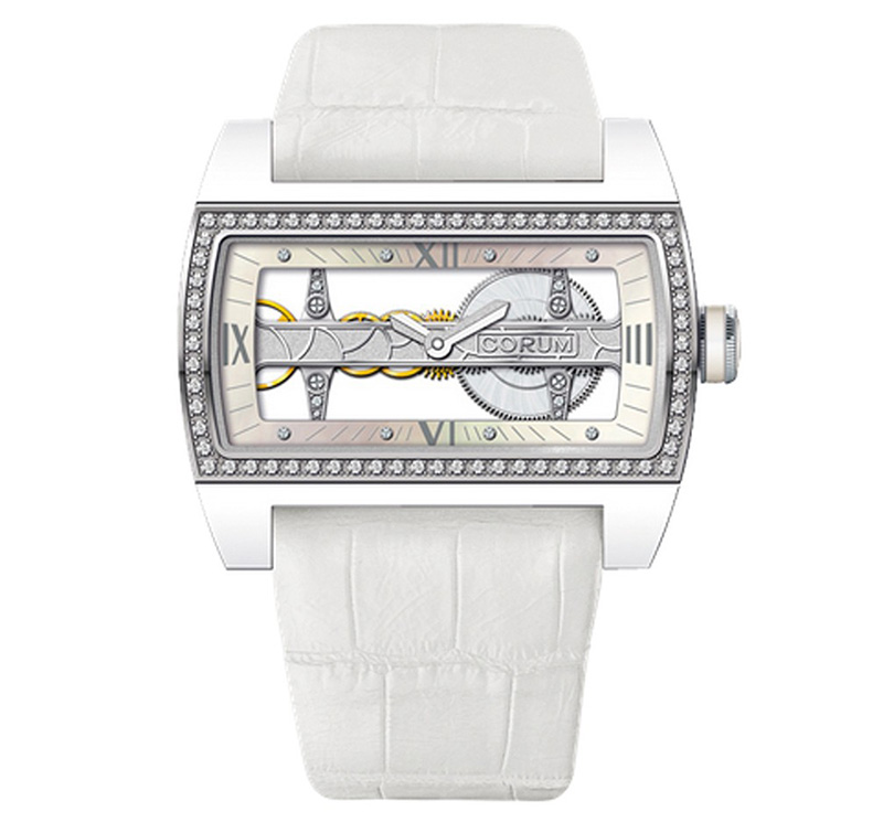 Corum Ti-Bridge Lady Watch 007.129.52-0009 0000