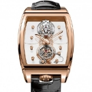 Corum Golden Bridge Tourbillon Panoramique Watch Front