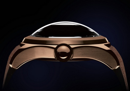Corum Bubble Drop Watch Profile