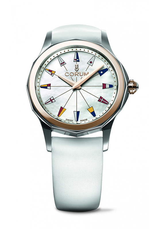 Corum's Admiral's Cup Legend Lady Watch-A02002582