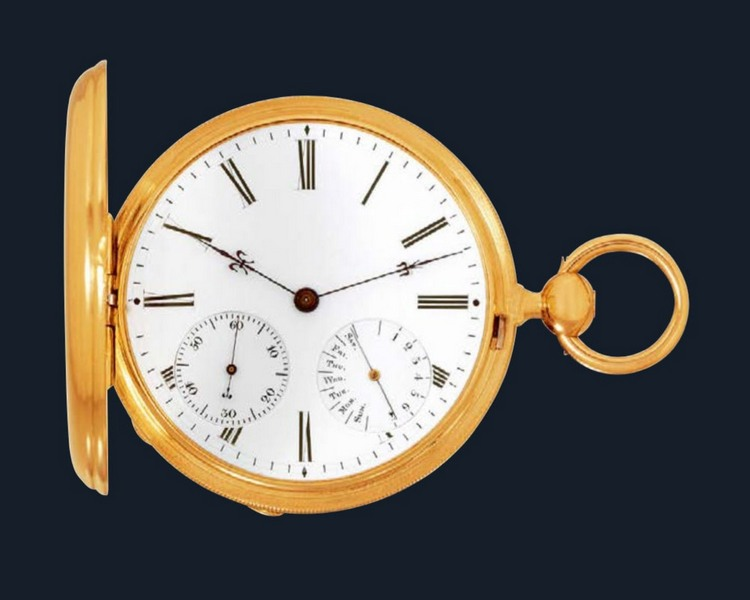 Czapek & Cie 3430 Pocket Watch