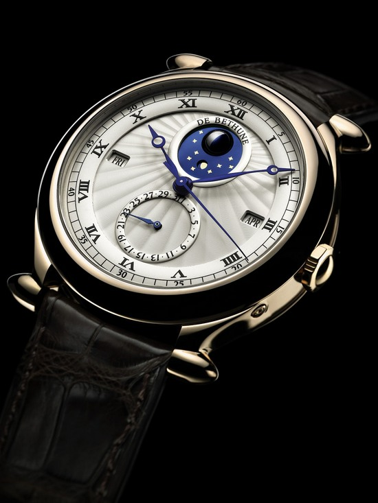 De Bethune DB 16 Tourbillon Regulator Watch