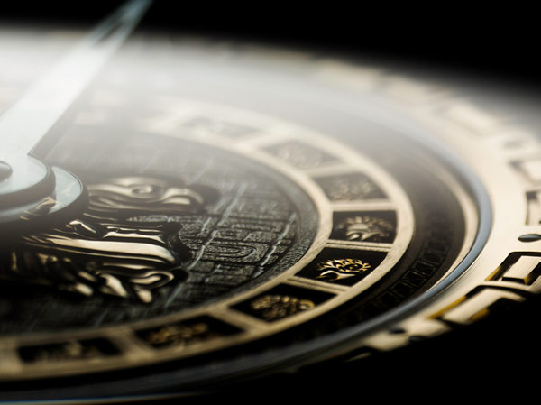 De Bethune DB 25 Ninth Mayan Underworld Watch