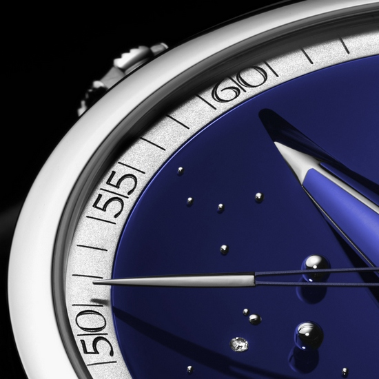 De Bethune DB 28 Skybridge Watch Detail
