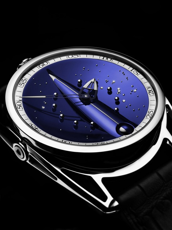 De Bethune DB 28 Skybridge Watch