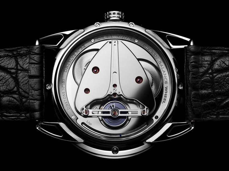 De Bethune DB25L Milky Way Watch Back