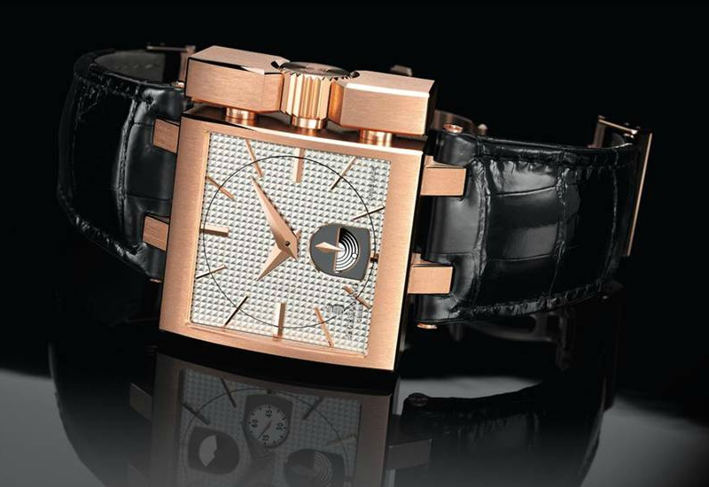 De Grisogono Otturatore Watch Rose Gold