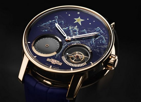 DeWitt Academia Out of Time Unique Piece Only Watch 2015 Dial