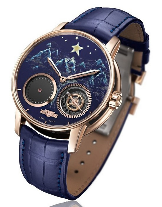 DeWitt Academia Out of Time Unique Piece Only Watch 2015