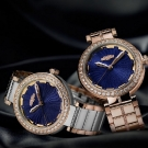 DeWitt Blue Empire Watches