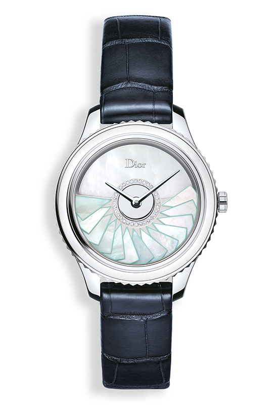 Dior VIII Grand Bal Plissé Soleil Steel CD153b11a001 0000 Watch