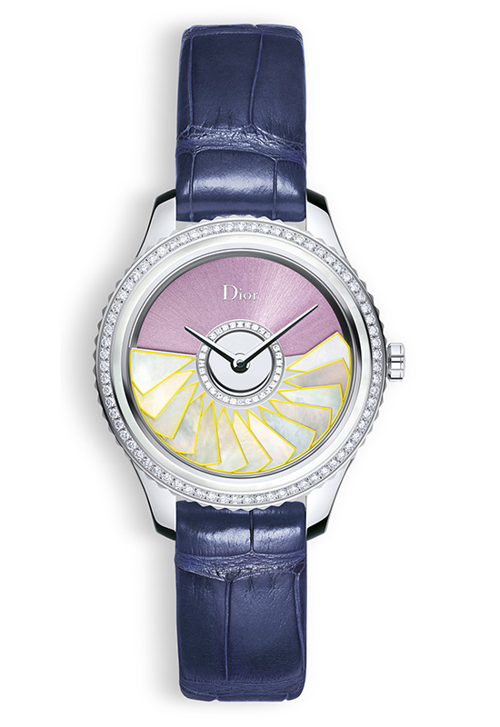 Dior VIII Grand Bal Plissé Soleil Steel CD153b10a001 0000 Watch