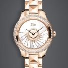 Dior VIII Grand Bal Plissé Soleil Pink Gold CD153b70m001 0000 Watch