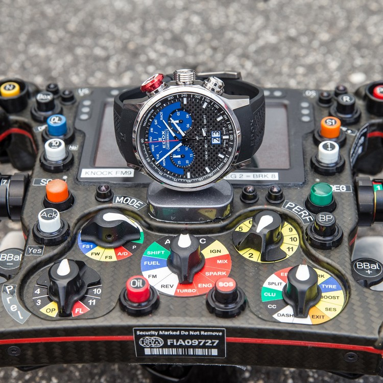Edox Chronorally Sauber F1 Team Limited Edition Watch
