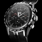 Edox Grand Ocean Extreme Sailing Series Special Edition Black Dial Watch