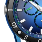 Edox SharkMan I Limited Edition Watch Detail