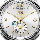 Emile Chouriet Lac Leman Dual Time Watch Dial
