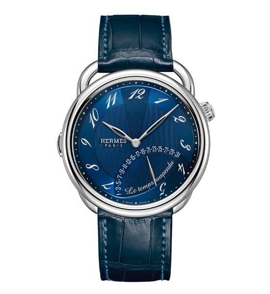 Hermes Arceau Time Suspended Only Watch