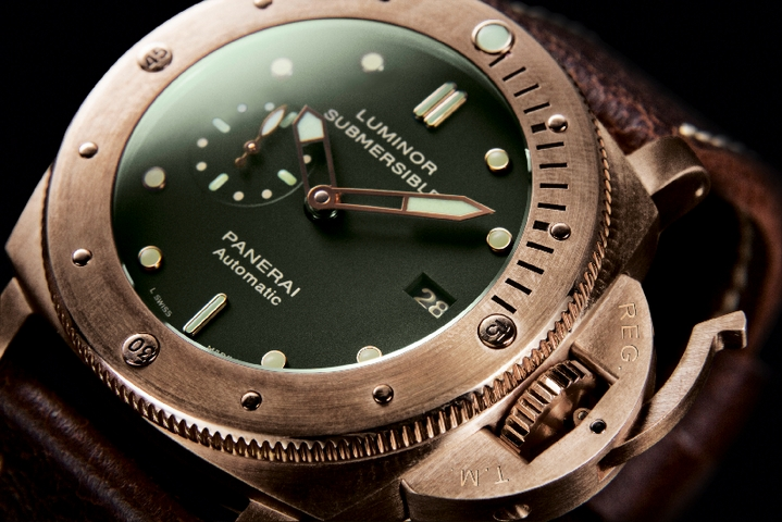 Panerai Luminor Submersible 1950 3 Days Bronzo Pam00382