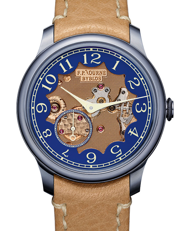 F.P. Journe Chronomètre Bleu Byblos Watch