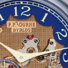 F.P. Journe Chronomètre Bleu Byblos Watch Dial
