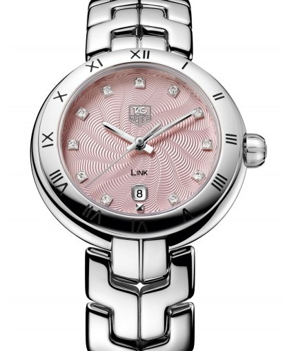 Tag Heuer Lady Link Watch