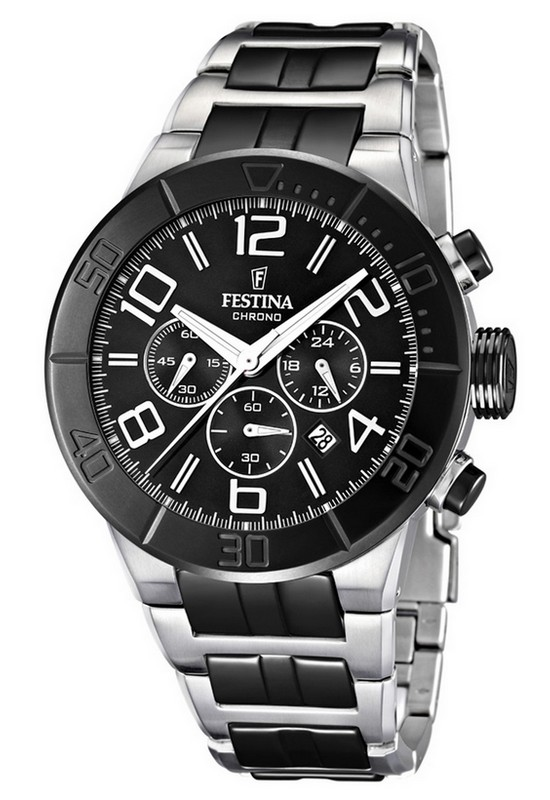 Festina Ceramic Chronograph Men's Watch F16576/2