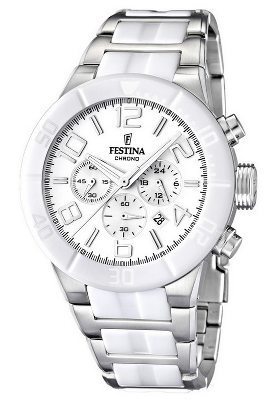 Festina Ceramic Chronograph Men's Watch F16576/1