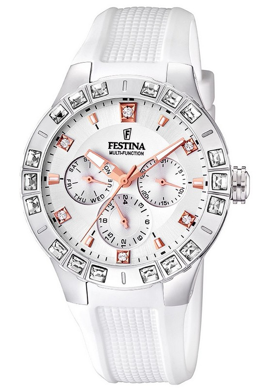 Festina Ladies' Dream Chronograph Watch F16559/6