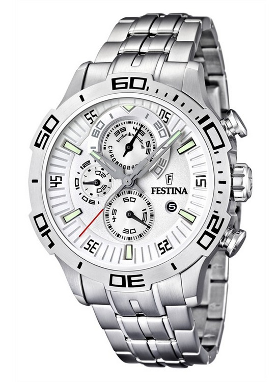 Festina La Vuelta Chronograph Watch F16565/1