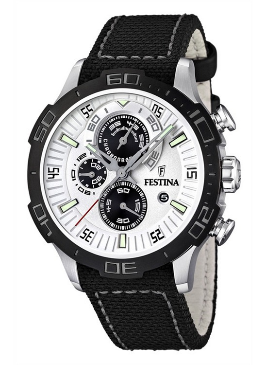 Festina La Vuelta Chronograph Watch F16566/1
