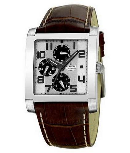 festina s new multifunctional square watch watch review. Black Bedroom Furniture Sets. Home Design Ideas