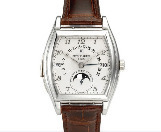 Patek Philippe Minute Repeating Perpetual Calendar Watch