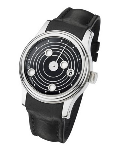 Fortis B-47 Mysterious Planets Limited Edition Watch
